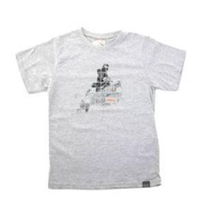 camiseta_ristow_infantil_quadriculada_cinza_mini
