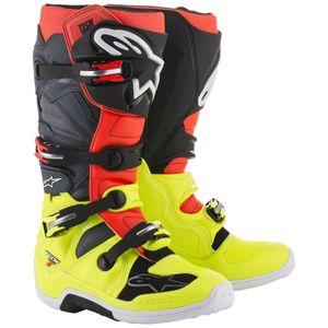 2107510725183_Bota_AlpineStar_tech_7_preta_vermelho_amarelo