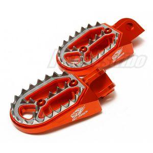 2085790085022_Pedaleira_KTM_SX125_-SXF250_Red_Dragon_Laranja