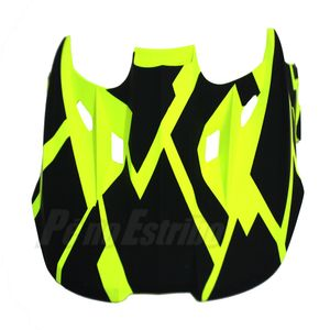 2089850105026_Pala_Capacete_FLY_Kinetic_Block_Out_preto_amarelo