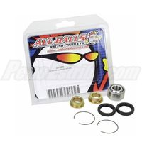 Kit Rolamento Amortecedor Inferior All Balls CR 125-250/CRF 250-450