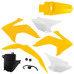 2095620075024_Kit_Plastico_Protork_com_Tampa_de_Bateria_CRF_230_2015_Amarelo