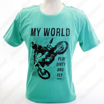 camiseta_ristow_my_world_play_dirty_and_fly_verde