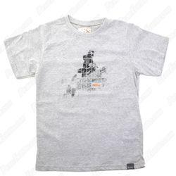 camiseta_ristow_infantil_quadriculada_cinza