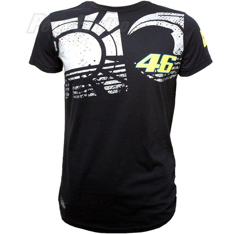 c5a4ff6f4 Camiseta R2 46 Sol e Lua - PRETO - M
