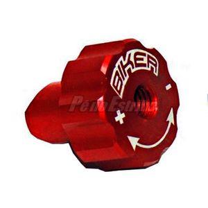 2104660035025_Porca_Reguladora_de_Freio_Traseiro_CRF_TTR_XR_vermelho