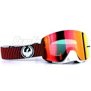 a1031b2fc Óculos DRAGON NFX-S Vibrate com Lente Vermelha Espelhada e Lente  Transparente