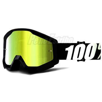 167da6cd1 Óculos 100% Strata Espelhado OUTLAW - PRETO - ÚNICO