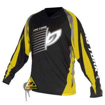 d49121eb0 Camisa Pro Tork Insane. camisa protork insane amarela