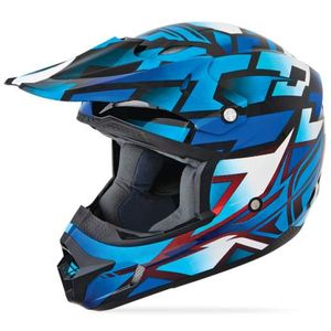 2089611320569_Capacete_FLY_Kinetic_Block_Out_-_Azul_Preto