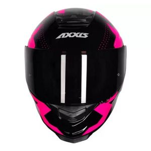 215678_CAPACETE_AXXIS_DIAGON_GLOSS_PT_PINK_FRENTE